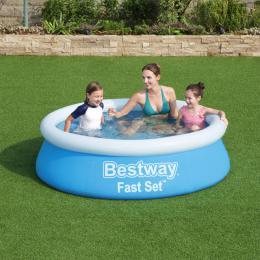 Bestway 57392 Samostavìcí bazén 183x51cm
