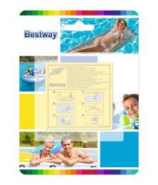 ACRA Bestway 62068 Záplaty samolepící speciál