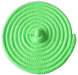 ACRA Gymnastické švihadlo 3m zelené