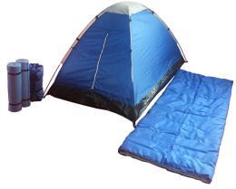 BROTHER campingový set pro dvì osoby.