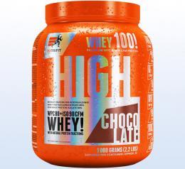 Extrifit High Whey 80 1000 g chocolate - zvìtšit obrázek