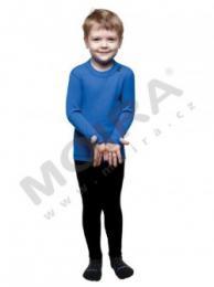 Moira TH/DNd dìtské spodky s dlouhou nohavicí èerné vel. 160