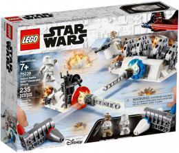 LEGO STAR WARS Útok na štítový generátor na planetì Hoth 75239 STAVEBNICE