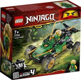 LEGO NINJAGO Bugina do džungle 71700 STAVEBNICE