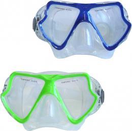 BROTHER Brýle na potápìní maska potápìèská pro dospìlé do vody 2 barvy