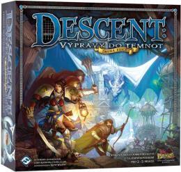 ADC Hra Descent: Výpravy do temnot 2.edice *SPOLEÈENSKÉ HRY*