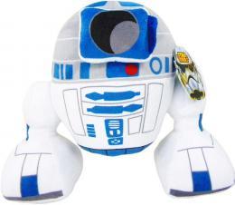 PLYŠ Figurka R2-D2 25cm Star Wars *PLYŠOVÉ HRAÈKY*