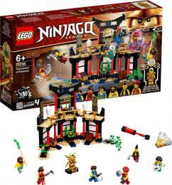 LEGO NINJAGO Turnaj živlù 71735 STAVEBNICE