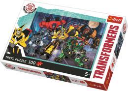 TREFL PUZZLE Transformers Autoboti skládaèka 41x27,5cm 100 dílkù
