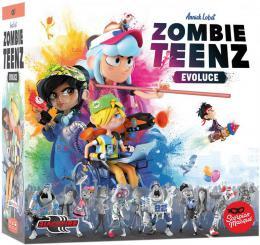 ADC Hra ZombieTeenz: Evoluce *SPOLEÈENSKÉ HRY*
