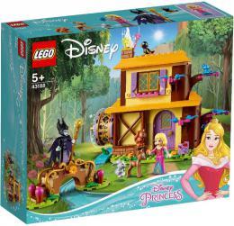 LEGO PRINCESS Šípková Rùženka a lesní chaloupka 43188 STAVEBNICE