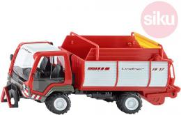SIKU Auto Linder Unitrac s nakladaèem 1:32 model kov 3061