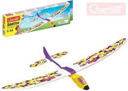 QUERCETTI Saetta letadlo házecí model kluzák v krabièce