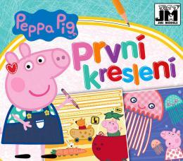 JIRI MODELS Moje první kreslení Peppa Pig
