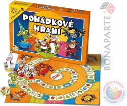 BONAPARTE Hra Pohádkové hraní Veèerníèek *SPOLEÈENSKÉ HRY*