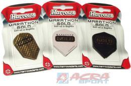 ACRA Náhradní letky k šipkám HARROWS T51 set 3ks 3 druhy