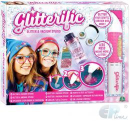 EP Line Glitterific glitter studio kreativní set výroba tøpytivého tetování
