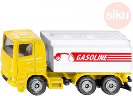 SIKU Auto Scania cisterna model kov