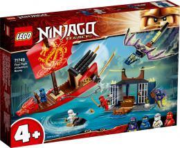 LEGO NINJAGO Poslední let Odmìny osudu 71749 STAVEBNICE