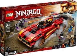 LEGO NINJAGO Kaiùv èervený bourák 71737 STAVEBNICE