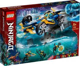 LEGO NINJAGO Univerzální nindža auto 71752 STAVEBNICE