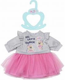 ZAPF BABY BORN Little šatièky set s ramínkem obleèek pro panenku miminko
