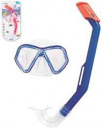BESTWAY Sada potápìèská brýle + šnorchl 2 barvy 24023