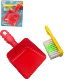 Malá uklízeèka set uklízecí smetáèek a lopatka plast