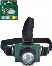 KLEIN Bosch dìtská svítilna na hlavu èelovka na baterie Svìtlo