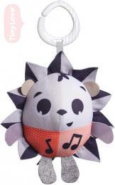 TINY LOVE Baby ježeèek hudební Marie s klipem na baterie pro miminko Zvuk