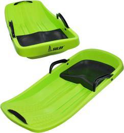 SULOV Extreme Boby dìtské Šampion svìtle zelené se sedátkem a popruhem