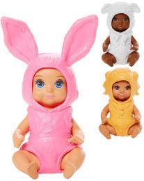 MATTEL BRB Barbie Panenka miminko v kostýmu zvíøátko 3 druhy