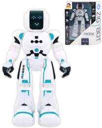 Zigybot Robbie 27cm interaktivní robot IR ovládání pohybem ruky na baterie Zvuk
