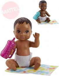 MATTEL BRB Barbie miminko set panenka s doplòky 6 druhù