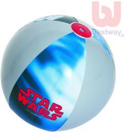 BESTWAY Míè dìtský nafukovací 51cm Star Wars do vody