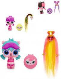 Pop Pop Hair Surprise 3v1 set panenka èesací 14cm s doplòky rùzné druhy