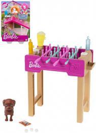 MATTEL BRB Barbie herní set mazlíèek pejsek s doplòky 3 druhy