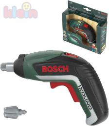 KLEIN Aku šroubovák dìtský Bosch na baterie Svìtlo Zvuk plast