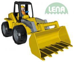 LENA Truxx Nakladaè 38 cm (auto na písek)