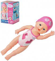 ZAPF BABY BORN Mùj první plaváèek 30cm panenka plave ve vodì na natažení
