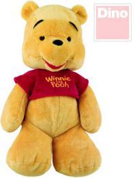 DINO PLYŠ Medvídek Pú Flopsies 35cm (Winnie the Pooh) *PLYŠOVÉ HRAÈKY*
