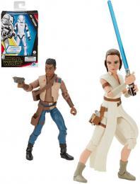 HASBRO Star Wars Hrdinové galaxie figurka 13cm set s doplòky rùzné druhy plast