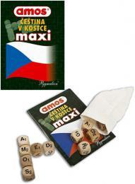AMOS Hra èeština v kostce Maxi *SPOLEÈENSKÉ HRY*