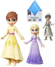 HASBRO Pøekvapení v ledu figurka Frozen (Ledové Království) se tøpytkami