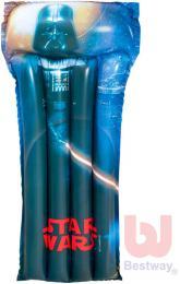 BESTWAY Nafukovací matrace 191x89cm Star Wars dìtské lehátko do vody