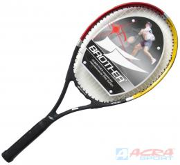 ACRA Raketa na tenis Brother G2408 dìtská žlutá
