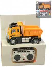 RC Auto nákladní na vysílaèku 27MHz na baterie 1:64 Svìtlo