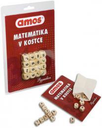 PYGMALION Amos hra Matematika v kostce set s kostkami v pytlíku na kartì
