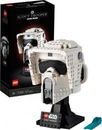 LEGO STAR WARS Helma prùzkumného vojáka 75305 STAVEBNICE