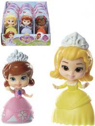 ADC Mini panenka princezna Sofie První 3 plast 6 druhù